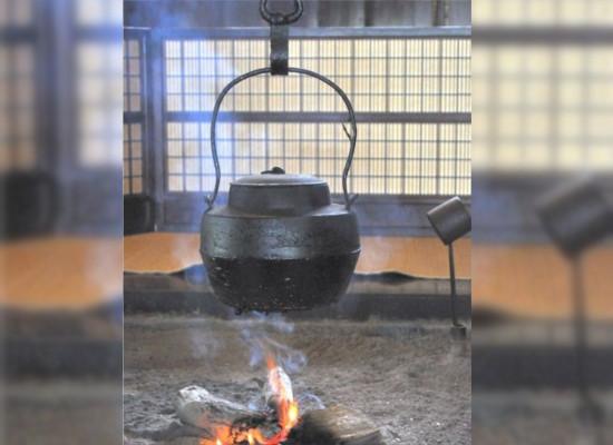 南部鉄器を使った白湯が貧血に効く飲み物に
